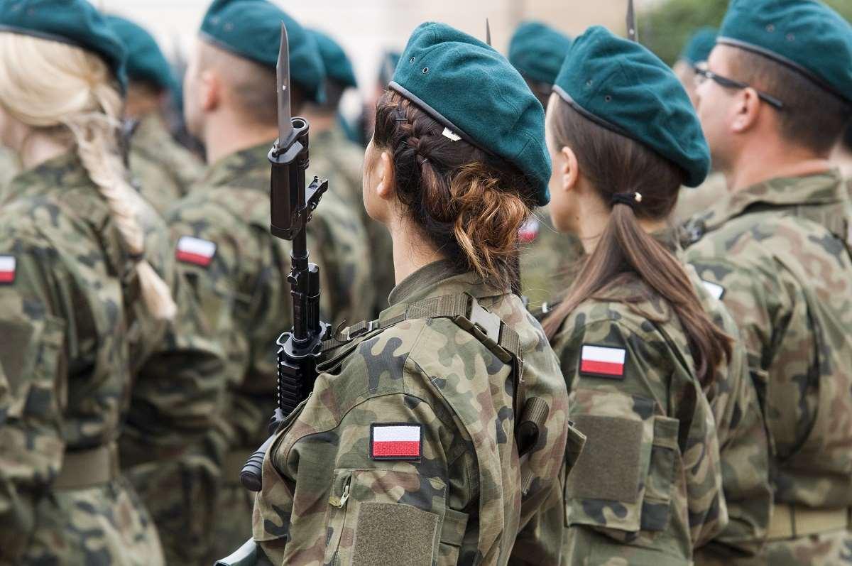Urlop w wojsku – urlopy żołnierzy zawodowych w Polsce