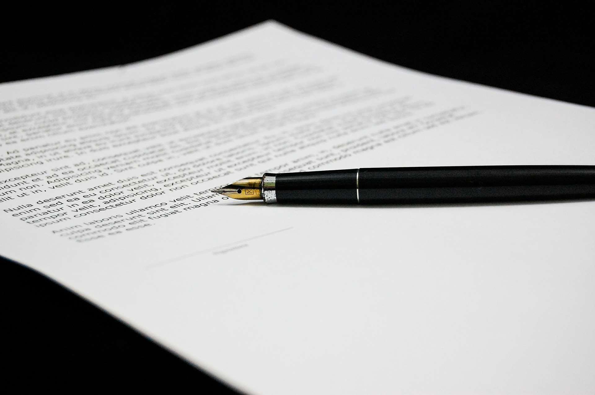 Wypowiedzenie umowy o pracę. Pobierz darmowy wzór.